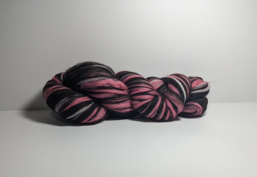 Strawberry Coconut Candy Roving Variety 2