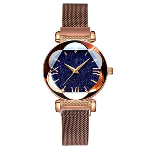 Rose Gold Women Watches