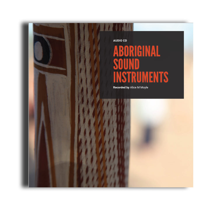 Aboriginal Sound Instruments -
