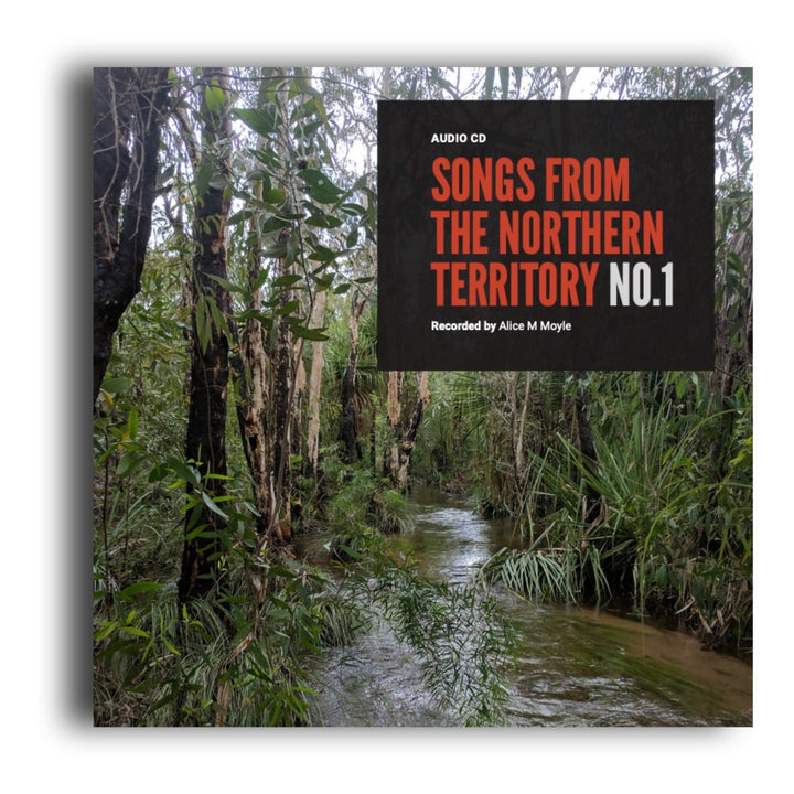 Songs from the Northern Territory No.1 -