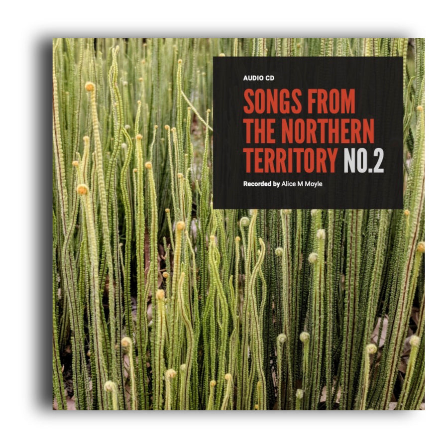 Songs from the Northern Territory No.2 -
