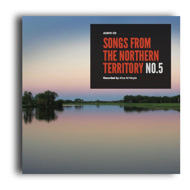 Songs from the Northern Territory No.5 -