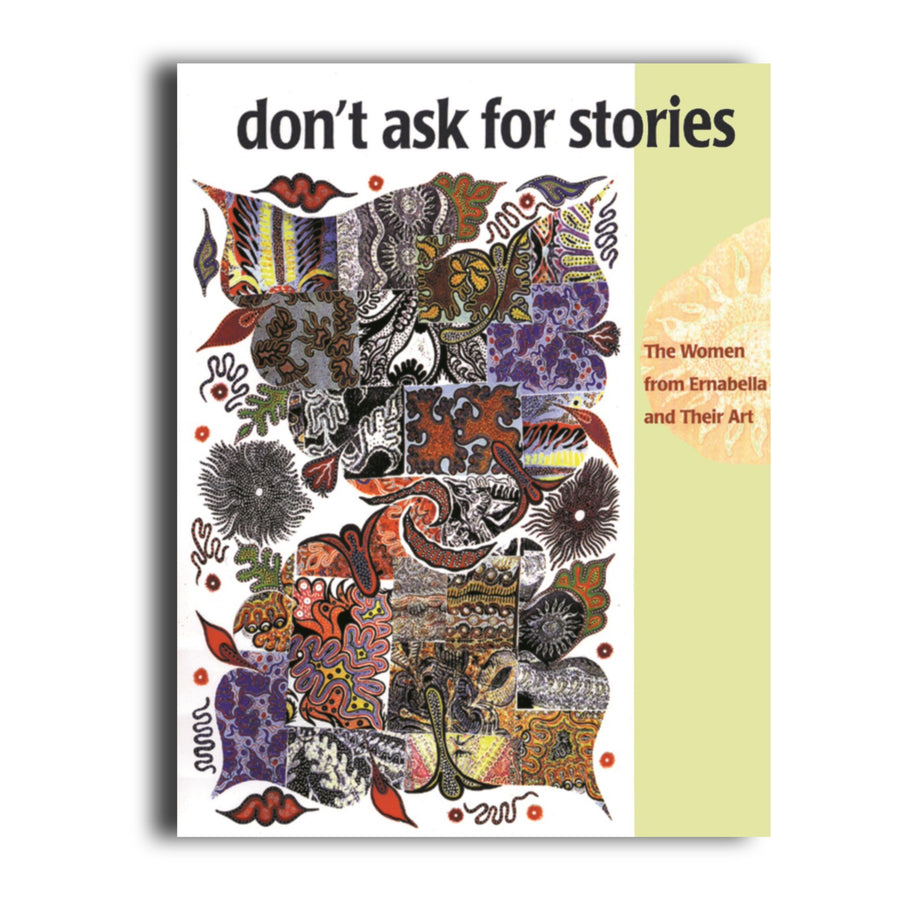 don't ask for stories -