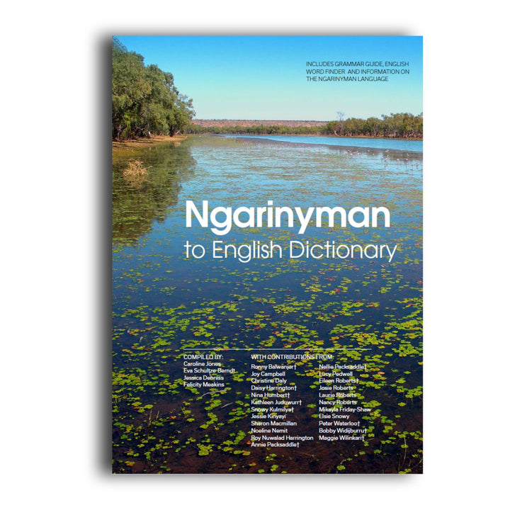 Ngarinyman to English Dictionary -
