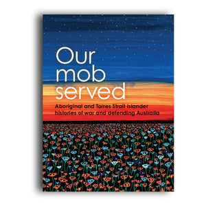 Our mob served -
