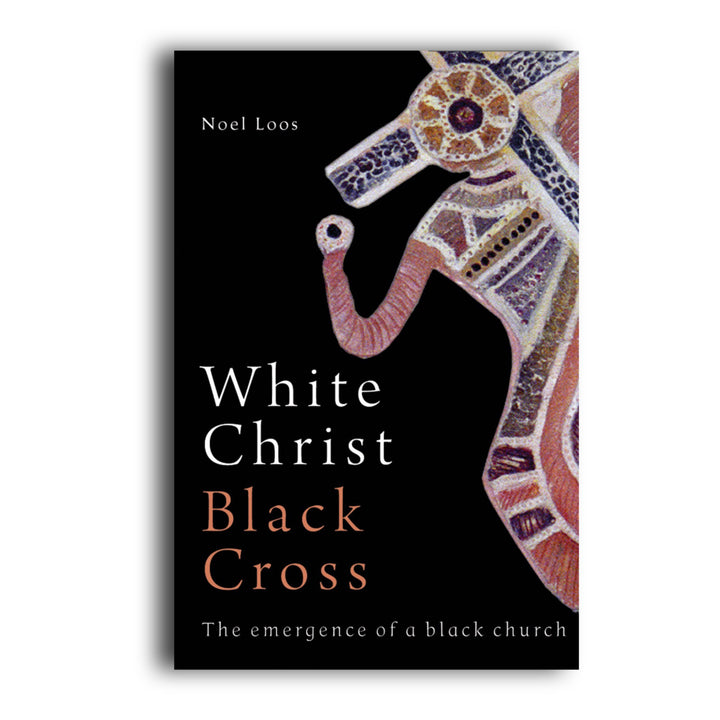 White Christ Black Cross -