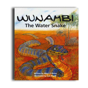 Wunambi the Water Snake -
