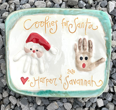 Cookie Plate 1