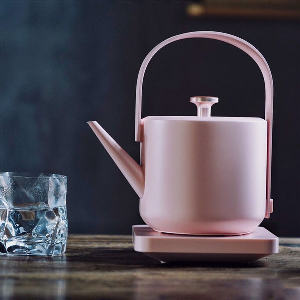 liana luxe colour block electric kettle - Good Joan Home