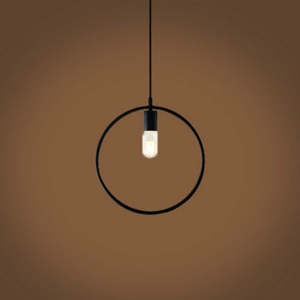 mona minimal geo lampshade - Good Joan Home