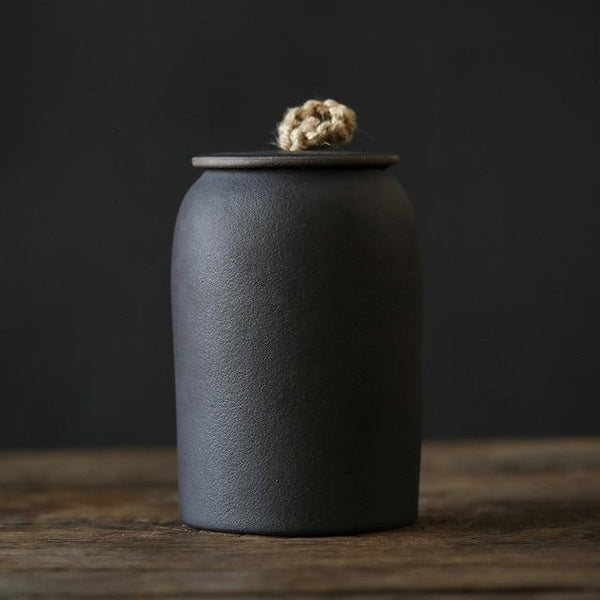 kyle ceramic container - Good Joan Home