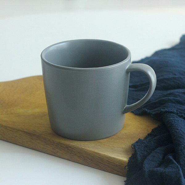 camille clay solid matte mug - Good Joan Home