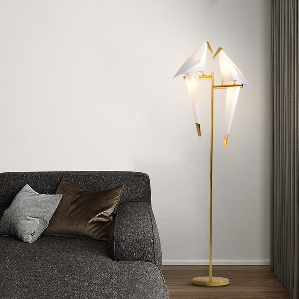 bird origami light - Good Joan Home