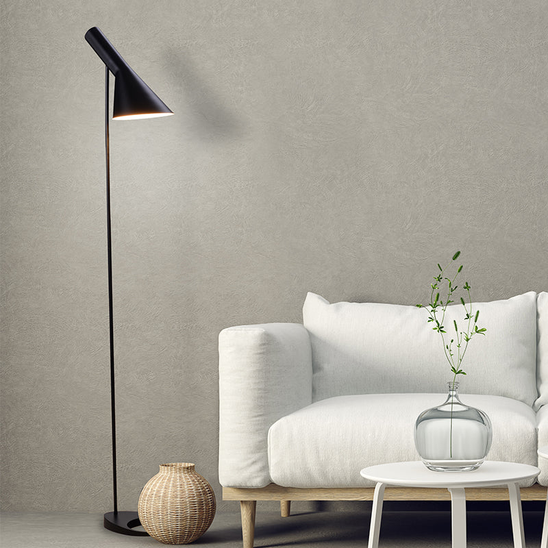 Jacobsen style floor lamp - Good Joan Home