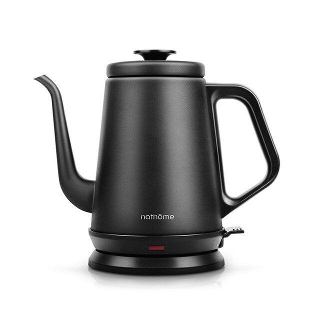 silvia stainless steel long mouth kettle - Good Joan Home