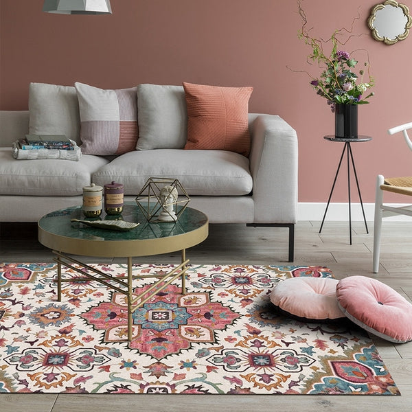 paola persian area rug - Good Joan Home