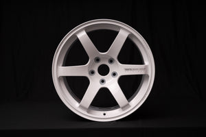 [Retro fitment] VOLK RACING TE37 SAGA forBMW M3/M4 GOLD/GREEN/WHITE
