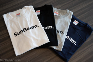 SunBeam 5.6oz LOGO Tee