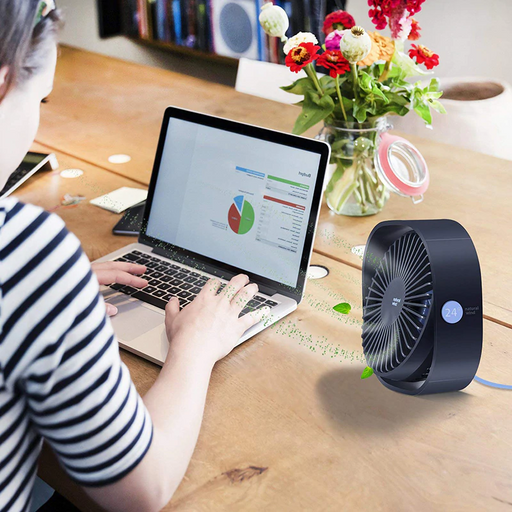 USB Mini Fan - Cascov