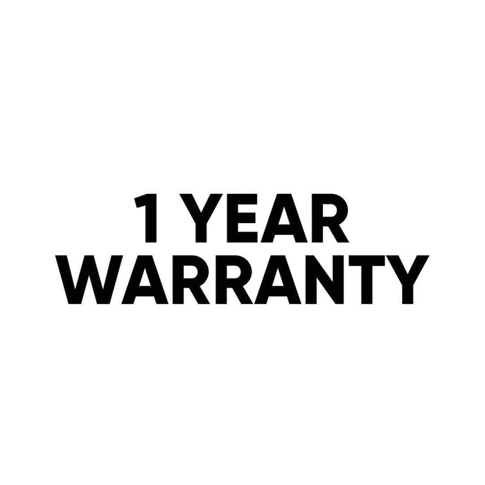 12 Month Warranty - Cascov