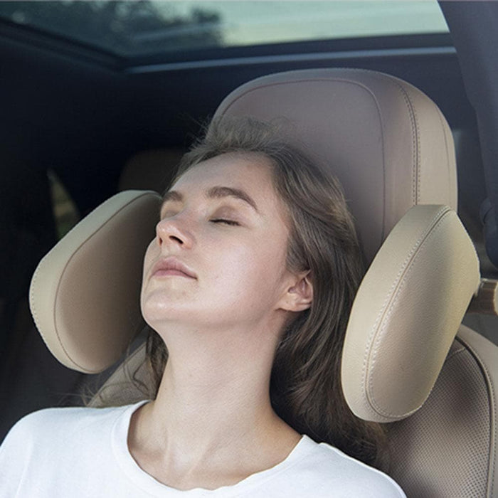 Headrest U-Shaped Pillow - Cascov