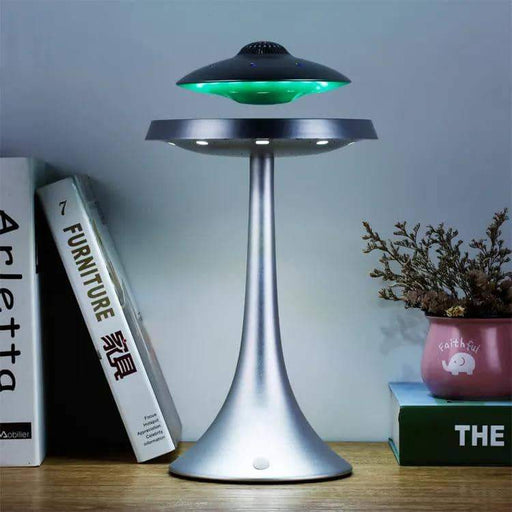 Bluetooth Floating Speaker Lamp - Cascov