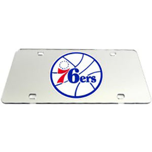 Philadelphia 76ers NBA License Plate