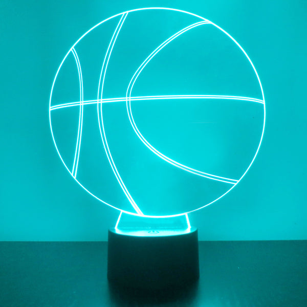 Basketball LED Night Light