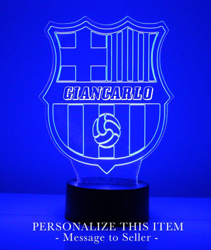 Barcelona LED Night Light
