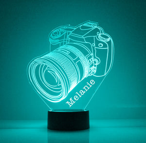 Camera LED Night Light
