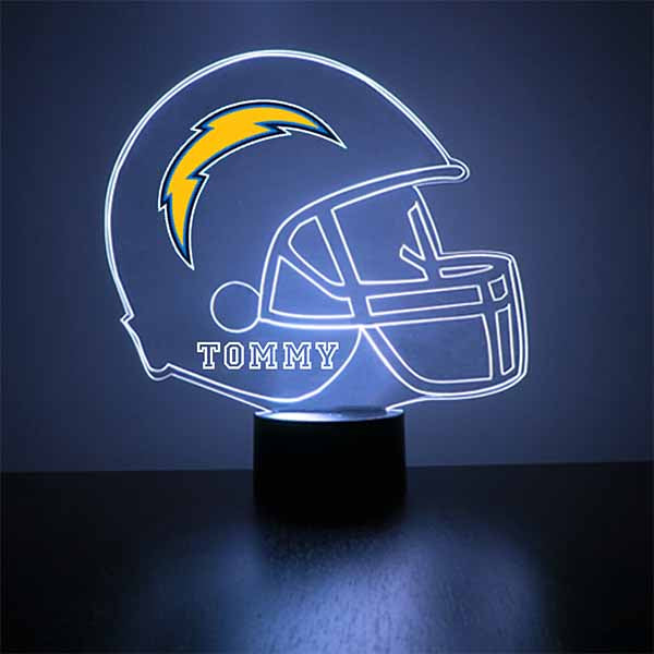 San Diego Chargers Football LED Sports Sign