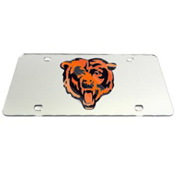 Chicago Bears NFL License Plate