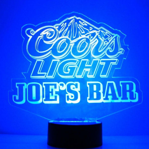 Beer LED Night Light