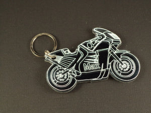 Motorcycle Key Chain