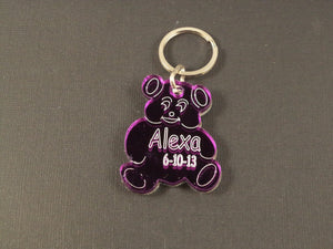Small Teddybear Key Chain