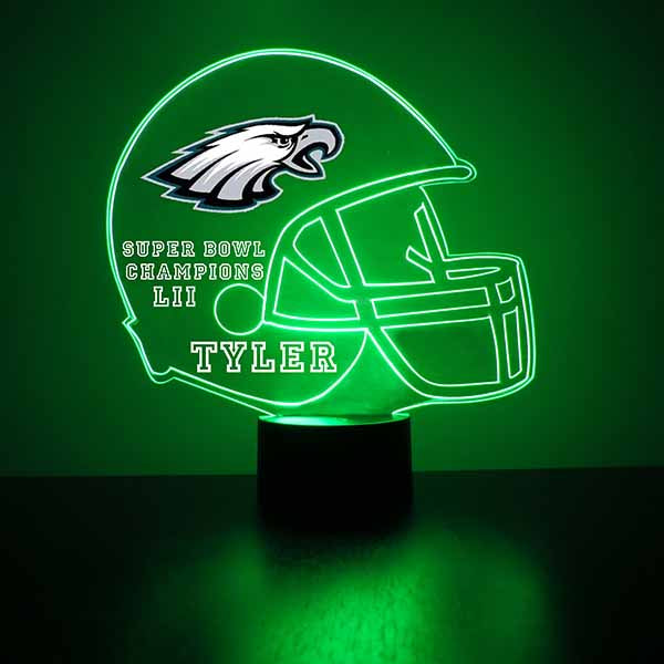 Philadelphia Eagles Football LED Sports Sign