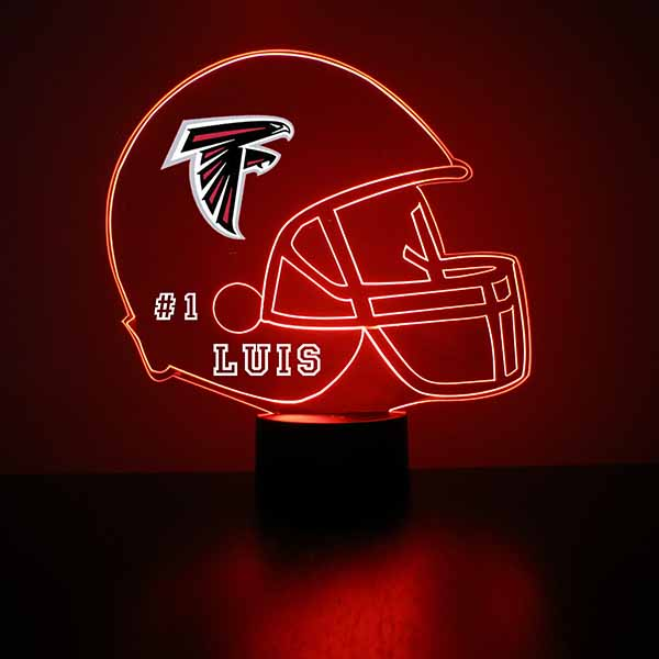 Atlanta Falcons Football LED Sports Sign