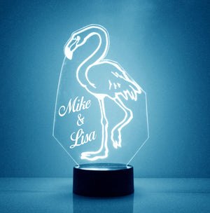 Flamingo LED Night Light