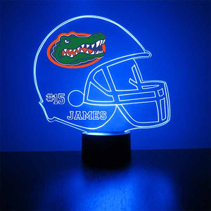 Florida University Football LED Sports Sign