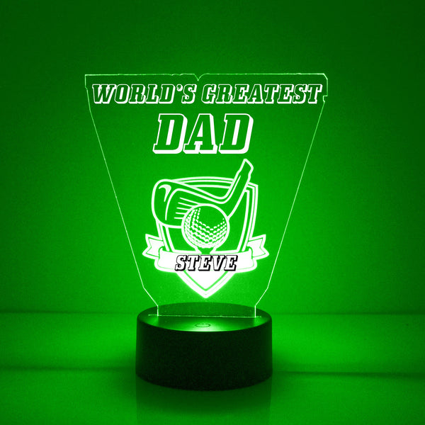 Golf LED Night Light