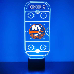 New York Islanders Hockey Rink LED Sports Sign