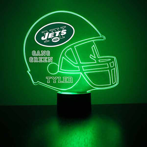 New York Jets Football LED Sports Sign