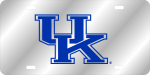 University of Kentucky License Plate