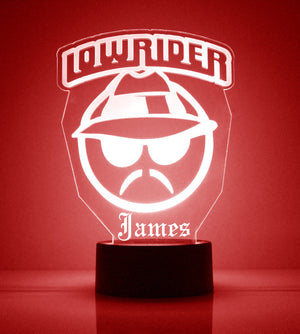 Low Rider LED Night Light