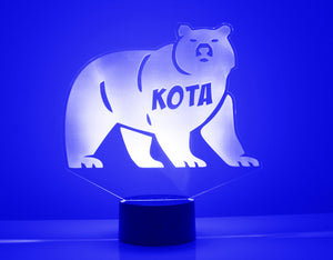 Bear LED Night Light