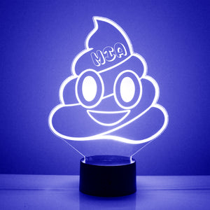 Poop LED Night Light