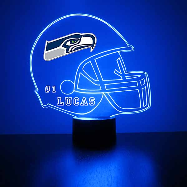 Seattle Seahawks Football LED Sports Sign