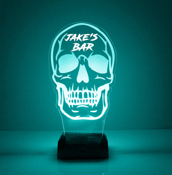 Skull LED Night Light