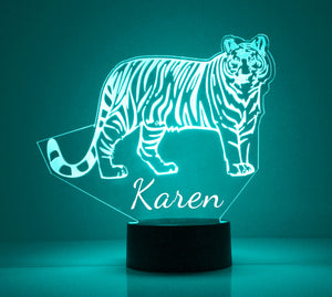 Tiger LED Night Light