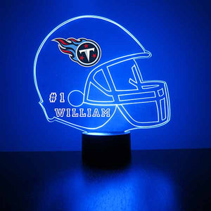 Tennessee Titans Football LED Sports Sign